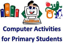 Computer activities for primary grades