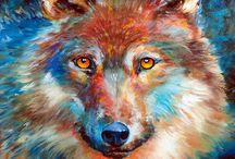 Картины с животными