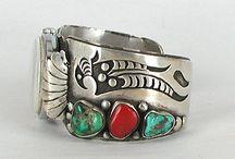 Hopi / Hopi Jewelry