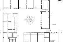 Ecole Plans architecturaux