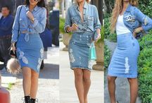 OVERDO IT IN DENIM! / This years Jeans for Genes Day theme #overdoitindenim