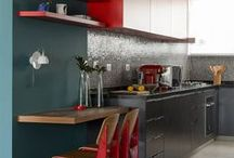 Design de interiores - cozinhas