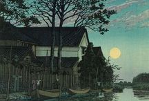 Shin Hanga and Western Woodblock / by Михаил Гелин