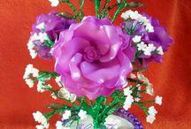 Bunga akrilik