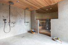 kylpyhuone&sauna