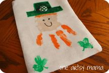 St. Patty's Day Crafts / by Kaasha Samuelson