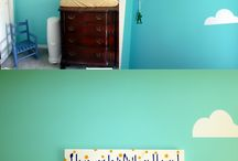 Dylan's Toy Story Bedroom / Ideas for my sons Toy Story bedroom :)