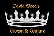 Crown & Conjure / Conjure Oils, Bath Salts, Body and room sprays, conjure, Hoodoo, music, local music, rootwork, root work, tarot, occult, Witchcraft, aromatherapy, bath and body, magic, magick, magik