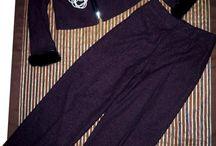 Kostiumy, garsonki spodnium - DO SPRZEDANIA