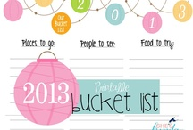 Holiday ideas - NEW YEARS / by Jami B