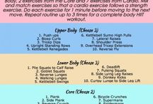 get rid of fat >> toned body