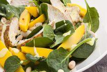 Healthy Eats / by Erica Jimenez