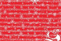 vánoční papíry