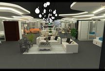 Tasarım mobilya mağazası...
