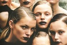 FACE / Bold beauty looks from the 1900s to today