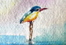 Cool art by cool artists :) / by Linda Wicker