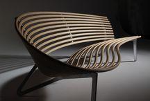 Furnitures design / Móveis no geral