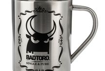 Mugs #badtoro / A #mug that will transform your mornings, afternoons or whenever you decide to pour your coffee, tea, or milk during the day. In an original mugs from Badtoro's
