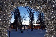 Holiday in Jackson Hole