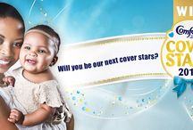 cover star / magazine cover star competition