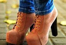 botas, zapatos