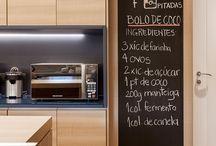 Cozinhas - madeira