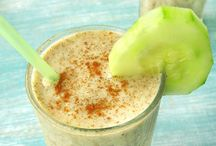 Green Smoothies / by Amy Smaellie
