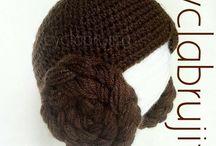 Crochet hat / Fanpage: Crochet y costura la Brujita - Instagram: @cyclabrujita