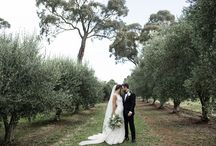 SH BRIDE: JEMMA & LUKE / Fashion expert Jemma and Luke celebrated their wedding in style amongst an intimate setting in Flinders, on the Mornington Peninsula. Featured on Love Find Co. Photographed by Alli Oughtred