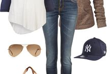Outfit Ideas I Like / by Diane Miller