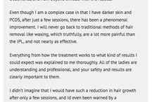 Testimonials / These are just a few testimonials provided by our amazing clients. To see many more, visit https://cosmedicalskinsolutions.com.au/testimonials/