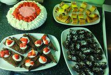 Lchf bagværk kage