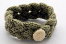 Spool knitting or I-cord