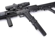 Guns and tactical gear / Guns etc.