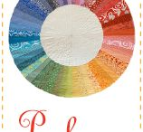 Colour / by Pretty Bobbins Quilting