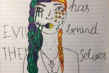 Ma drawings