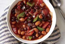 barbunya tarifleri / pinto bean recipes
