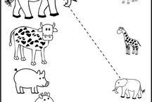 nursery worsheets