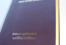 Quechua /Native S.American Languages Bibles / by BIBLE WORLD