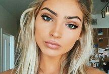 ⭐️ makeup ⭐️