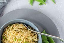 Pasta Gerichte für jede Lebenslage