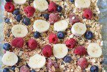 Breakfast! / Janes oatmeal bake