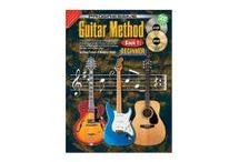 Guitar Lesson Books / Guitar Tuitional Books covering various styles & techniques