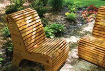 Havemøbler / Ide'er