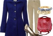 Winter Fashion Coziness  / by Pheniece Jones