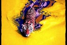 TIGERSS! / by Ashley Richard