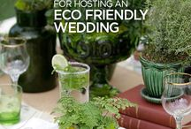 Eco Friendly Weddings and Functions