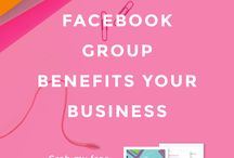 Facebook / All about using Facebook for your blog or business