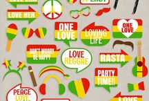 Raggae party ideas