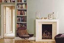 Homebase | Live / Living room design, decor, layout and functionality.